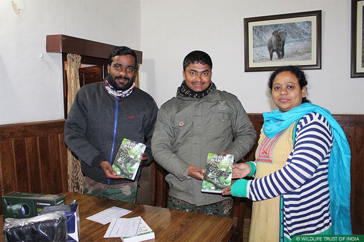 Nature Guides Training, Training Workshops, Corbett Tiger Reserve, Rajaji National Park, Sultanpur National Park
