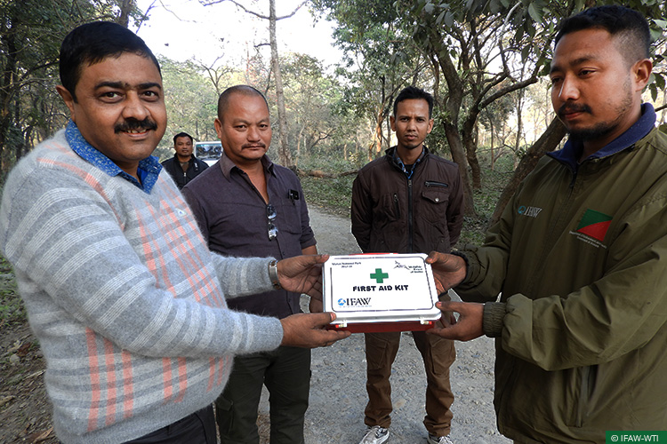 Assam, Manas National Park, Rapid Action Project, Frontline Staff, Greater Manas Conservation Project, Wild Aid