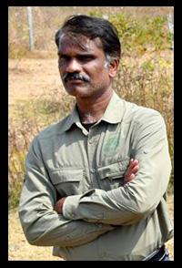 Van Rakshak, Guardians of the Wild, S Manikandan