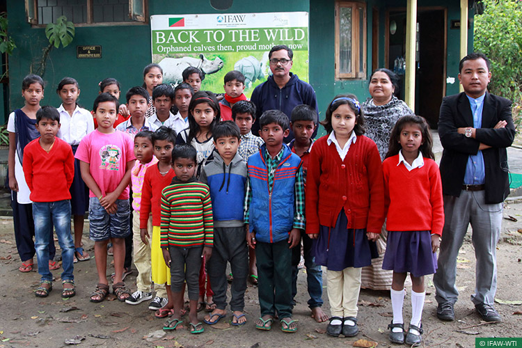 Assam, CWRC, Awareness for Conservation, World Wildlife Day, Tigers, Leopards
