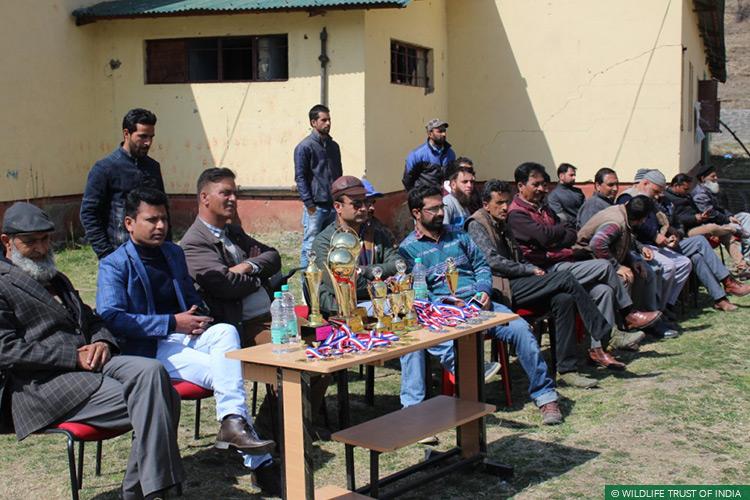 Awareness for Conservation, Baramulla, Cricket, Jammu