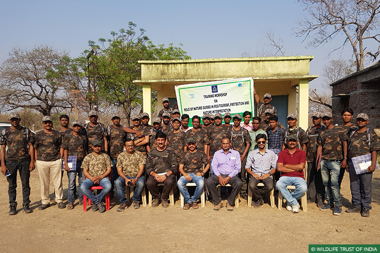 Maharashtra, Tipeshwar WLS, Wild Aid, Nature Guides Training, Training Workshops, Communities